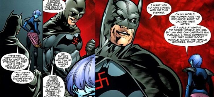 nazi batman