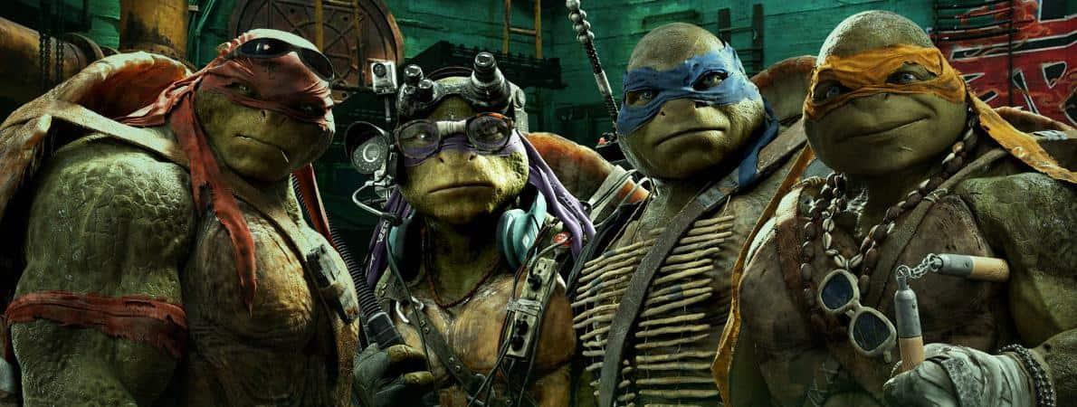 5 Reasons The Teenage Mutant Ninja Turtles Are Really A Boy Band