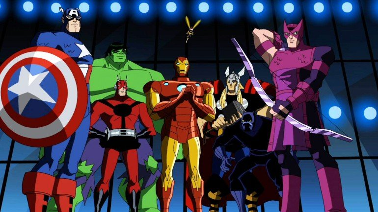 Everything in it was either a classic storyline from the comic books, Earth's Mightiest Heroes was something special.