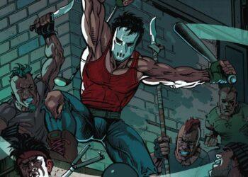 tmnt52 cvra Marvel's Mightiest Heroes Graphic Novel Collection #29 – Mockingbird Review Comic Books