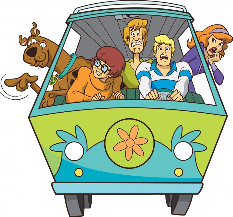 Television programme: What's New Scooby Doo.