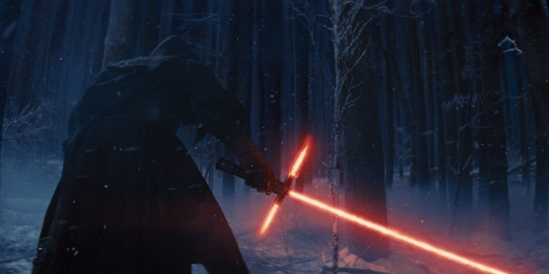 Star Wars: The Force Awakens Kylo Ren