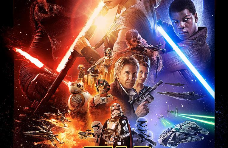 star wars force awakens official poster Star Wars: The Force Awakens (Spoiler Free) 2nd Review Movies