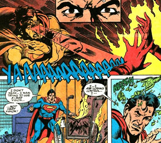 Superman - Red Glass Review