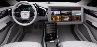 Driverless Car Entertainment with Volvo, Ericsson and Netflix