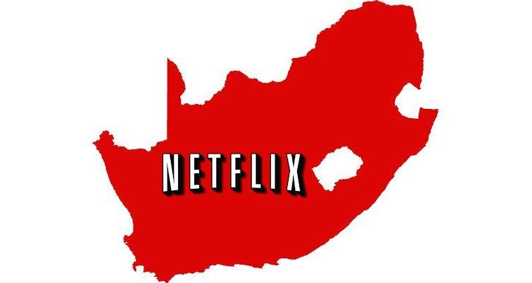 How to Setup Netflix in South Africa