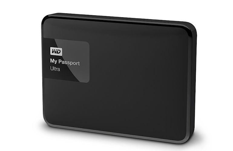 WD My Passport Ultra Portable HDD-01
