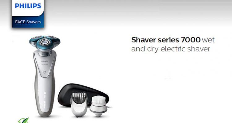 Philips Series 7000 Shaver Review - a lightweight, portable, and professionally designed shave