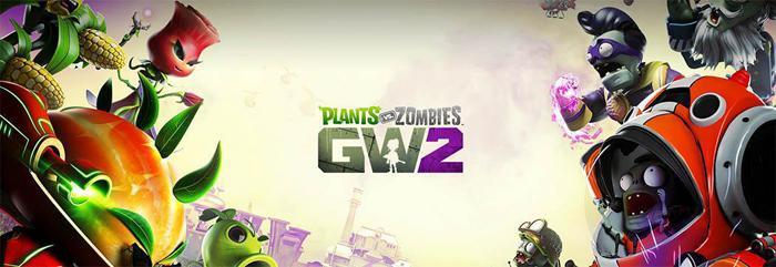 Plants vs Zombies Garden Warfare 2 Logo Plants VS Zombies: Garden Warfare 2 Review Uncategorized