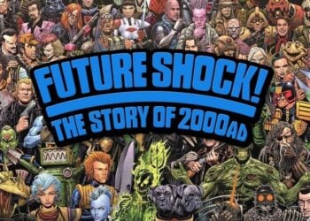 4622021212 Future Shock! The Story Of 2000AD - Movie Review 2000AD