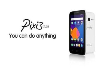 Alcatel OneTouch Pixi 3 (4.5) - Header