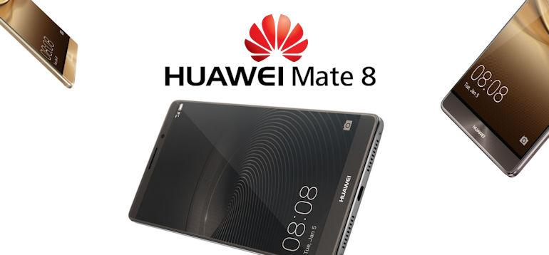 Huawei Mate 8 Launched in South Africa-Header