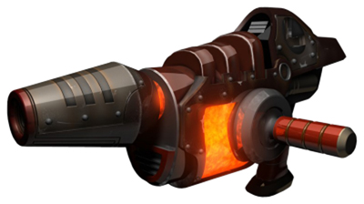 Ratchet And Clank Lava_Gun