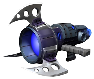 Ratchet And Clank Plasma_Coil