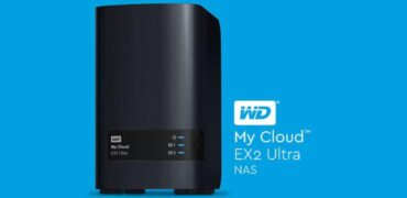 WD My Cloud EX2 Ultra-Header