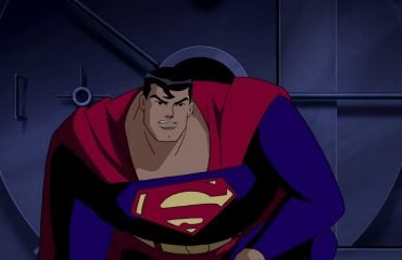 Watch A Clip From The Animation That Inspired Man of Steel