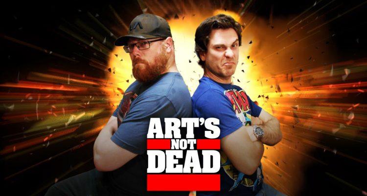 Art's Not Dead Interview
