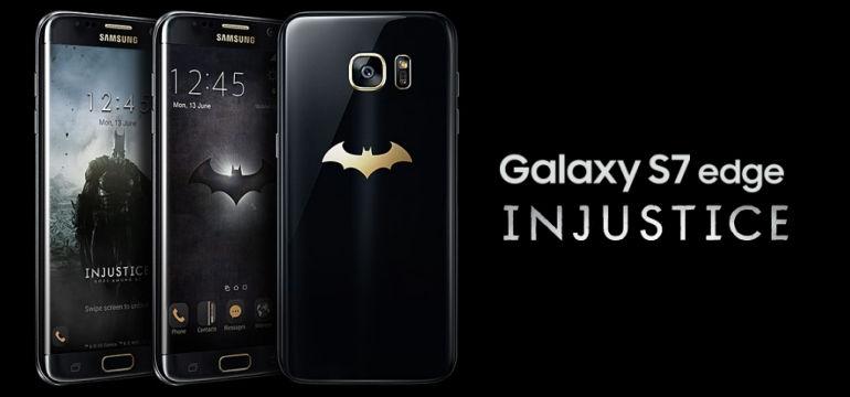 Galaxy S7 Edge Injustice