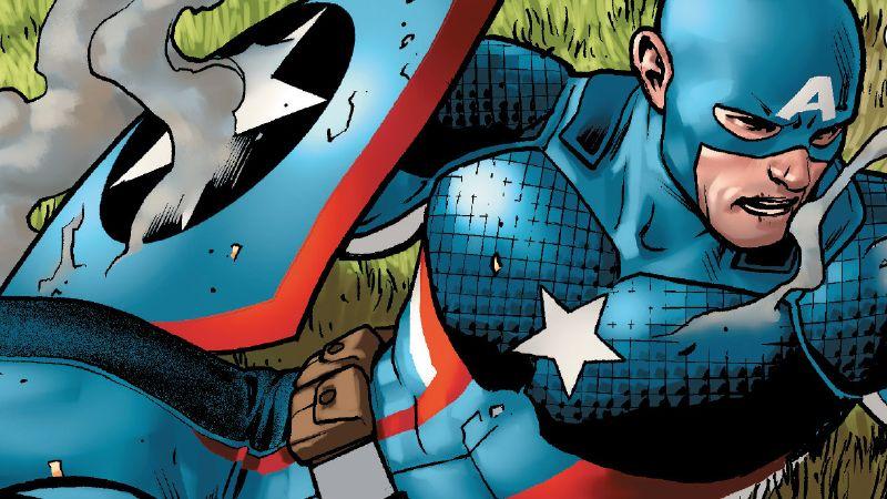 Captain America Was a