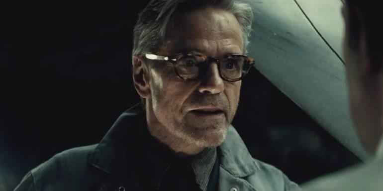Jeremy Irons said Batman v Superman was muddled