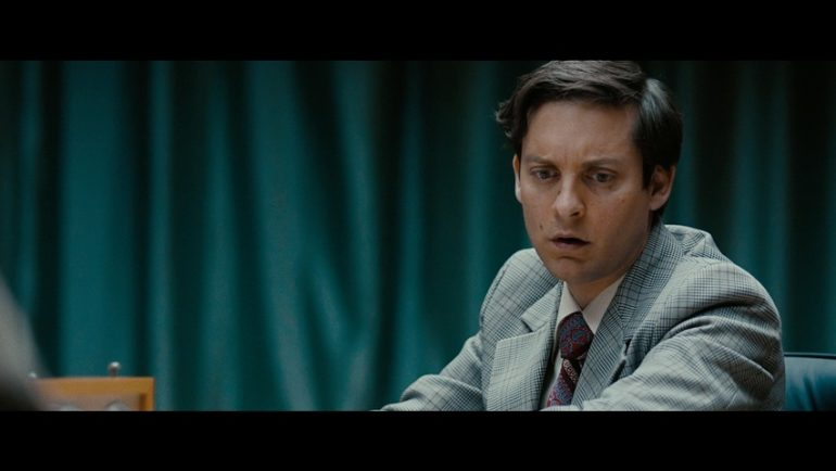 Pawn Sacrifice Movie Review