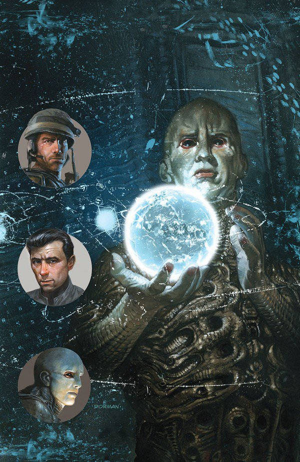 Prometheus: Life and Death #1 Comic Book Review
