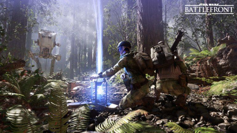 Star Wars Battlefront Game EA
