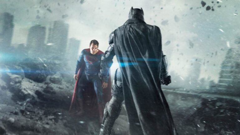 if Marvel made Batman v Superman