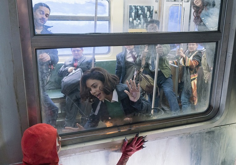 powerless superhero tv series