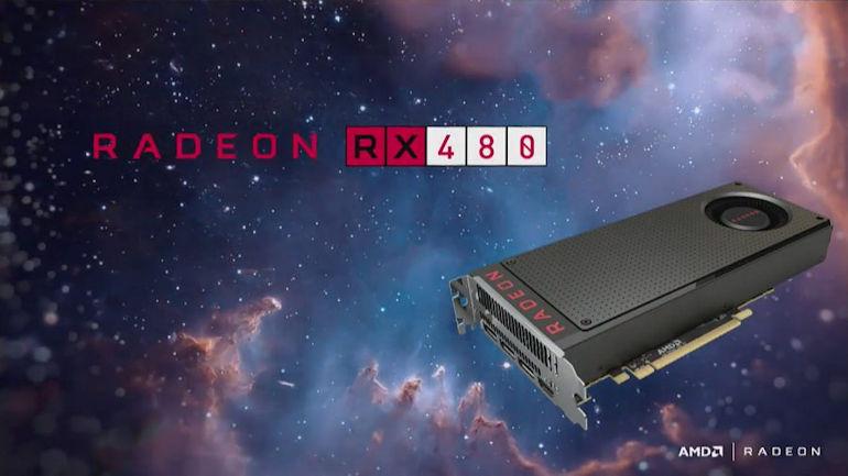 AMD RX 480 - Header