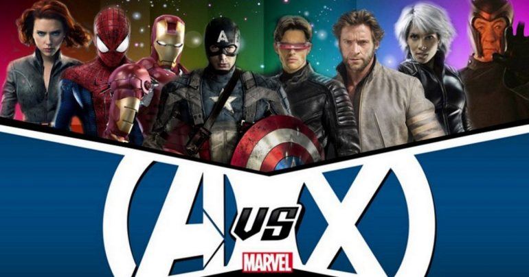 Are Marvel And Fox In Talks About An Avengers / X-Men Crossover?