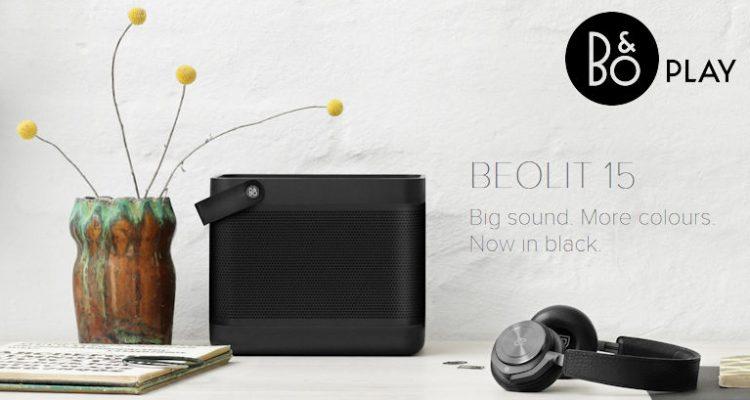 B&O Beolit 15-Header