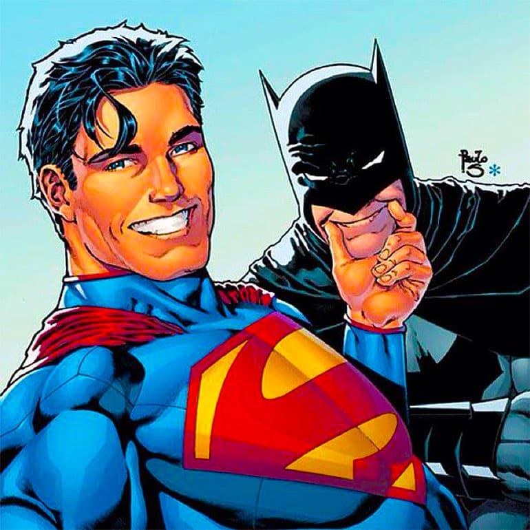 Superman Vs Batman Kinox