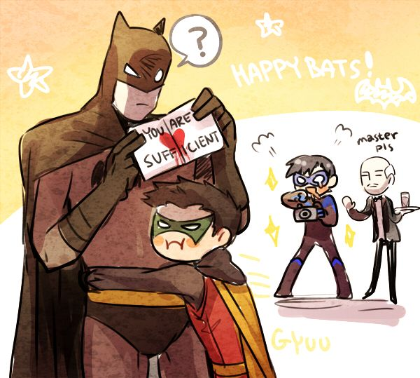 Batman Sons and Daughters