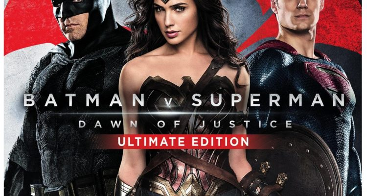 South Africa Will Be Getting Batman v Superman Ultimate Edition
