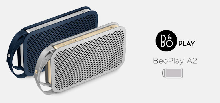 BeoPlay A2-Header