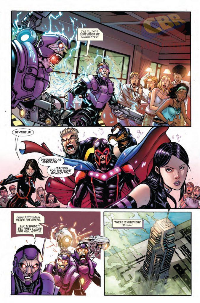 Civil War II – X-Men #1