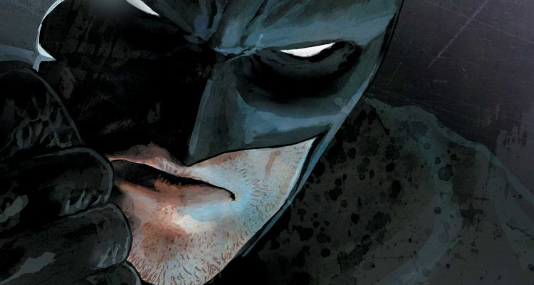 DC Rebirth Batman #1
