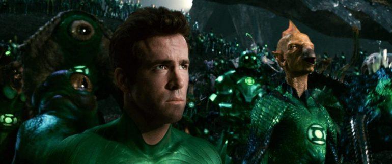 Green Lantern finale