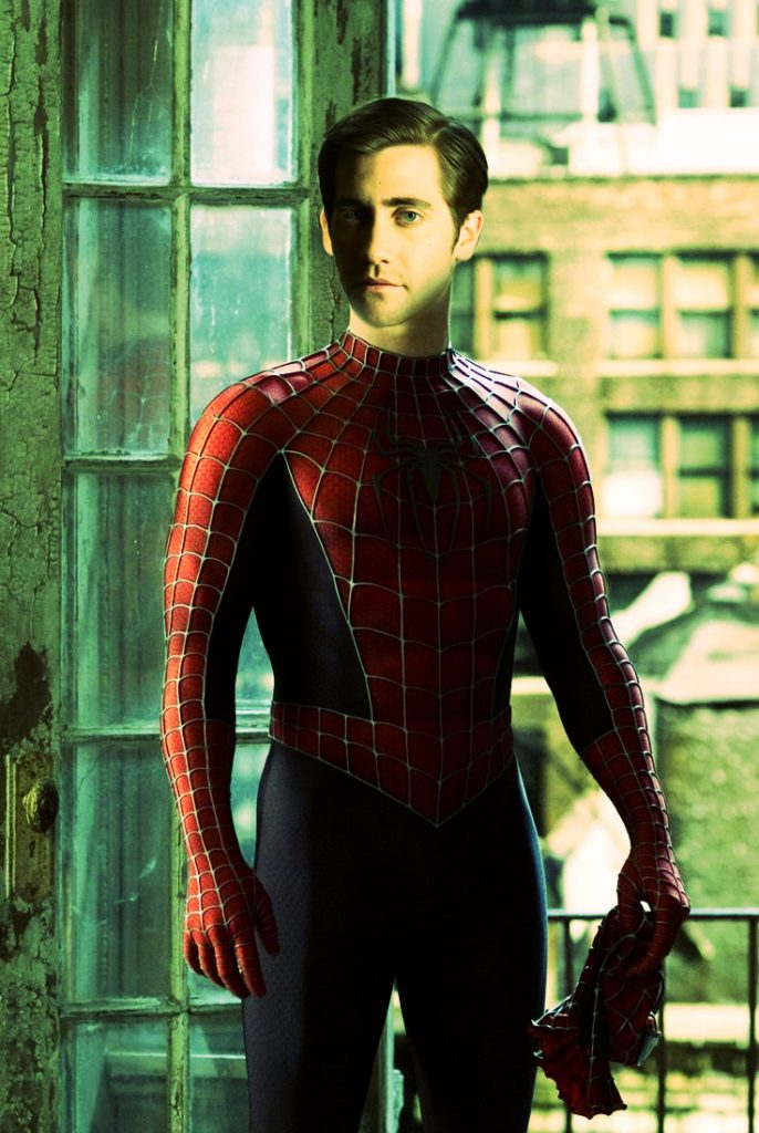 Jake Gyllenhaal as Spider-Man