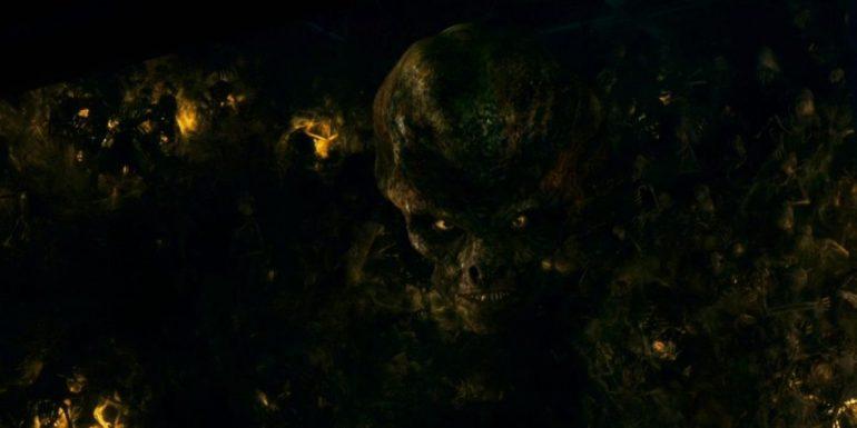 Parallax green lantern movie