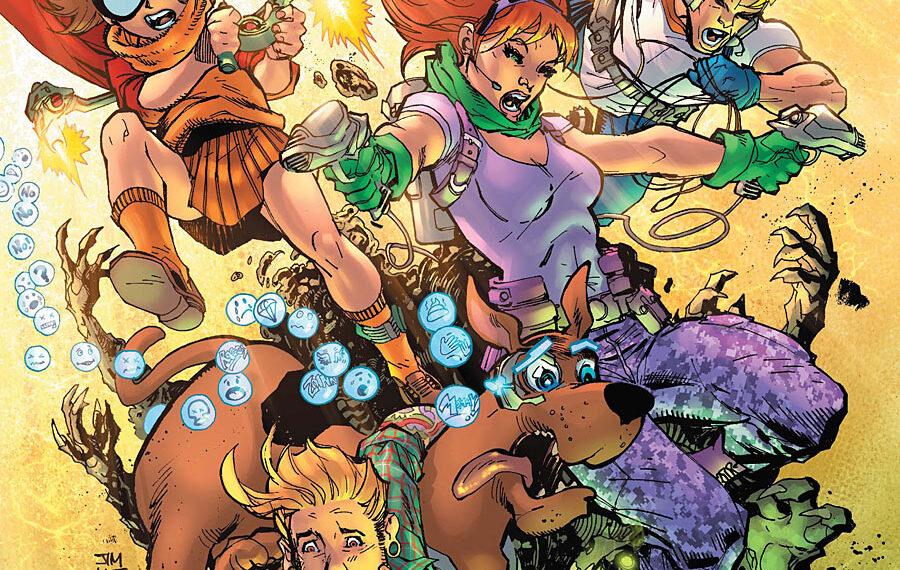 Scooby Apocalypse #2