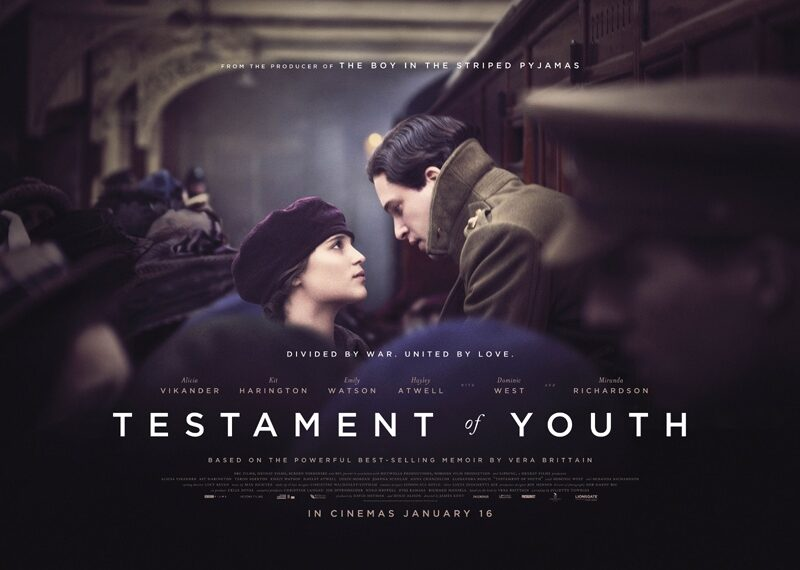 Testament of Youth movie review