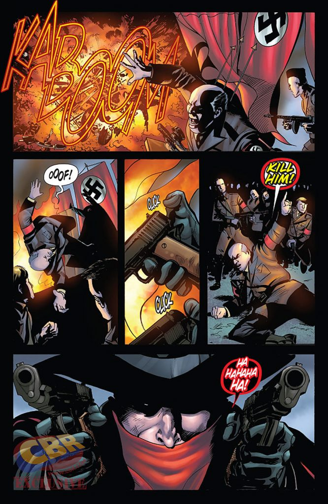 The Shadow Twilight Zone #1 comic