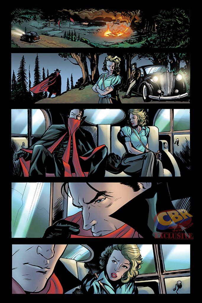 The Shadow Twilight Zone #1 comics