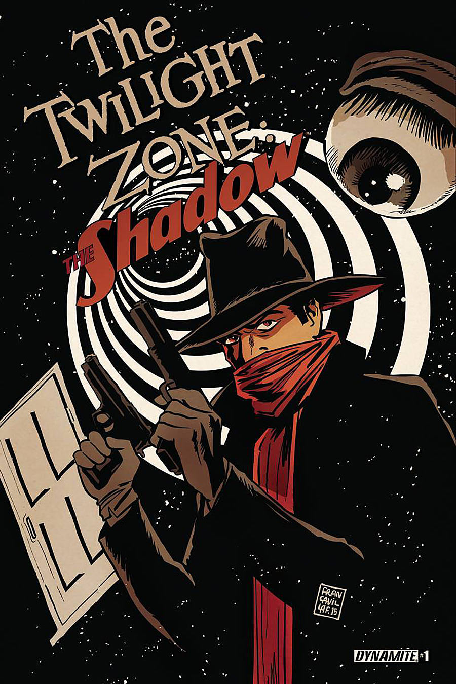 the twilight zone the shadow 1 comic book review
