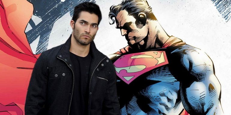 Tyler-Hoechlin-cast-as-Superman-in-Supergirl