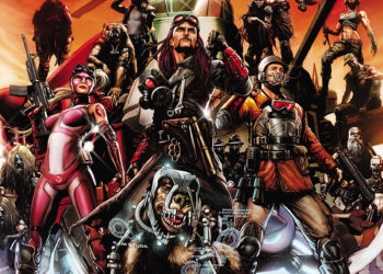 Wacky Raceland #1 - Comic Book Review