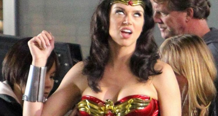 Wonder Woman unaired TV pilot