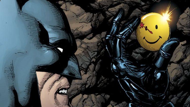 batman doctor manhattan